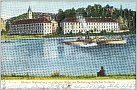 Klicke auf die Grafik für eine größere Ansicht  Name:Weltenburg mit Dampfschiff Wittelsbach klein.jpg Hits:83 Größe:161,4 KB ID:798486